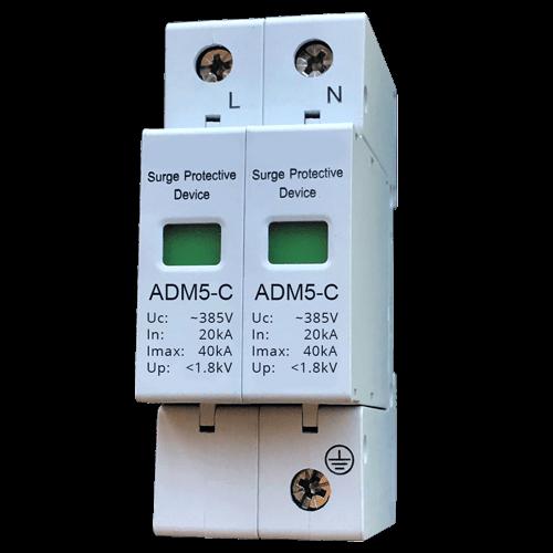 Protección contra sobrecargas AC 385V 40kA